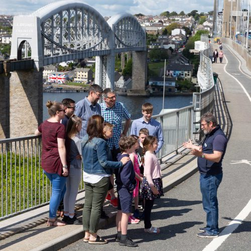 New 'Bridging the Tamar' Visitor and Learning Centre opens to the public