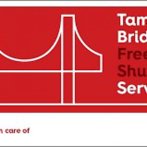 Bridge – Update on Tamar Bridge Kerb Replacement Project