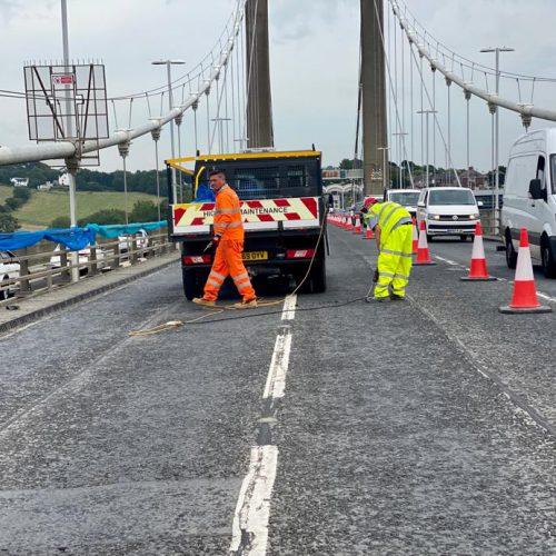 Bridge – Resurfacing update 26 July 2021