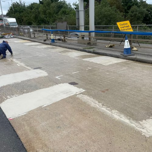 Bridge – Resurfacing Update 22nd August