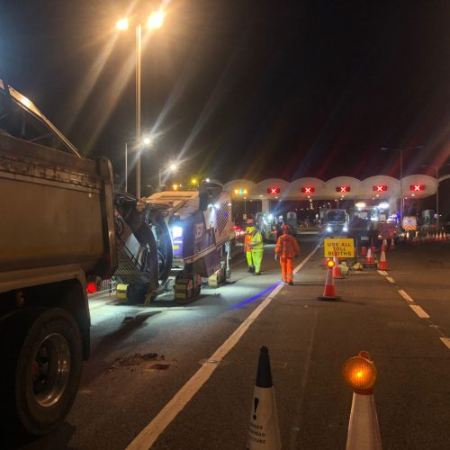 Bridge – Resurfacing  Update  11th September 2021
