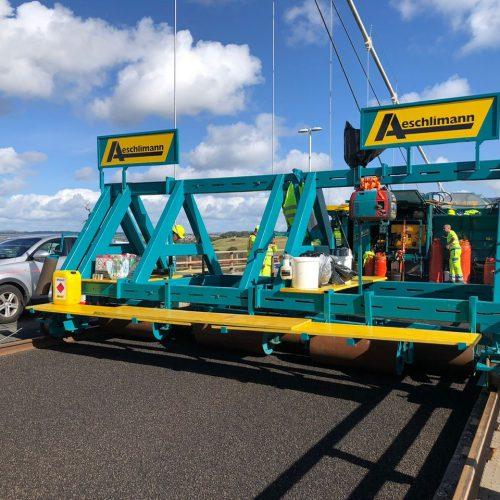 Bridge – Resurfacing Update 30th September 2021